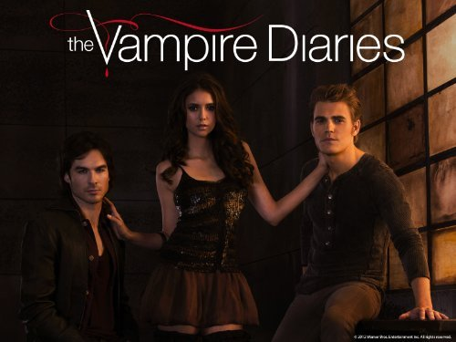 The Vampire diaries S05 dual Audio